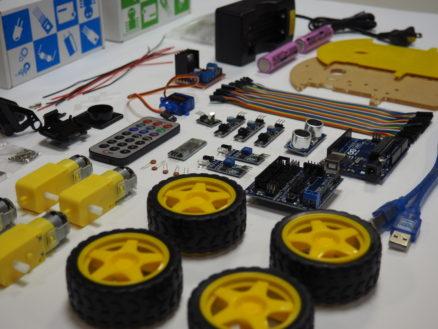 Мобильный робот на базе Arduino