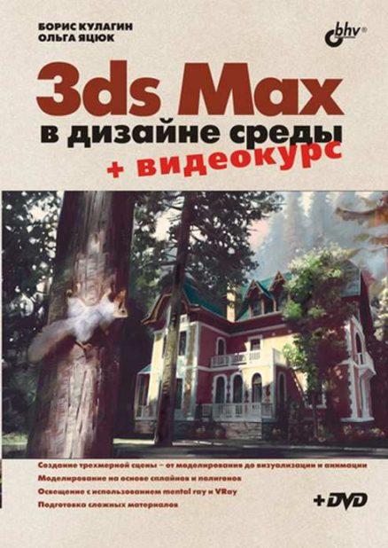 3ds Max в дизайне среды (+Видеокурс на DVD)