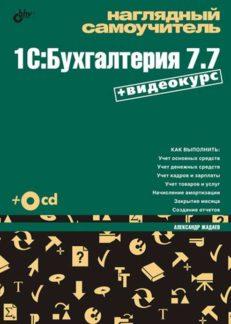 Наглядный самоучитель 1С:Бухгалтерия 7.7 (+Видеокурс на CD)