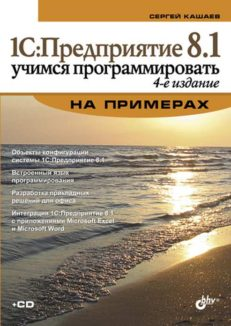 1С:Предприятие 8.1. Учимся программировать на примерах. 4-е изд.