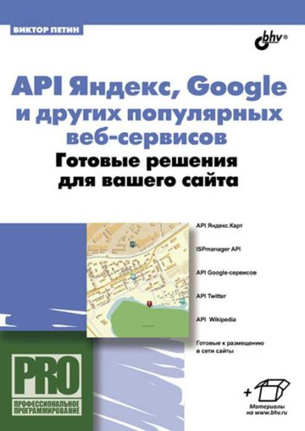 API Яндекс