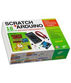 Scratch+Arduino. 18 проектов для юных программистов + КНИГА