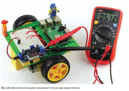 Робототехника на Raspberry Pi для юных конструкторов и программистов